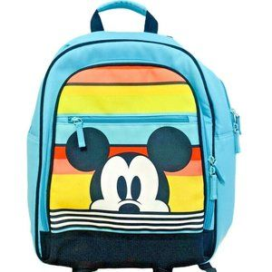 Disney Mickey Mouse Backpack one size blue kids co